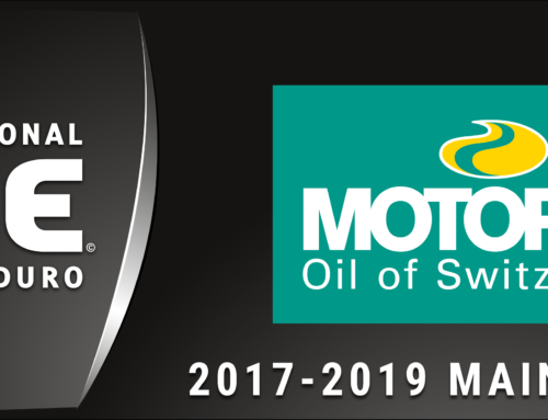 Motorex Main Partner