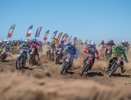Strong pre-entry for 94th ISDE