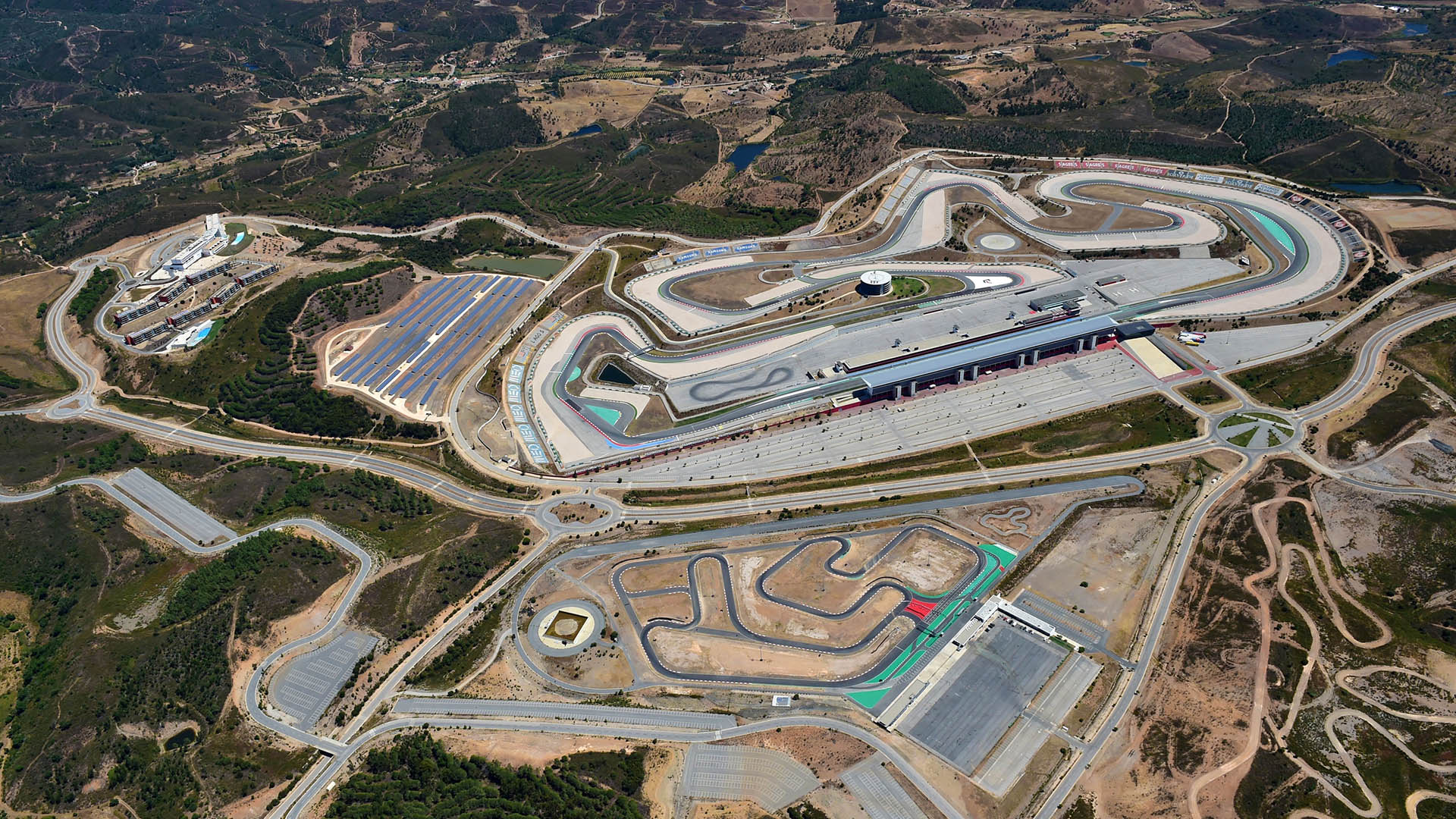 Algarve Motorsports Park & Facilities