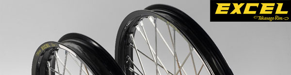 EXCEL SIX DAYS WHEELSET