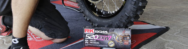 RK SIX DAYS 520 EXW – XW RING - Banner