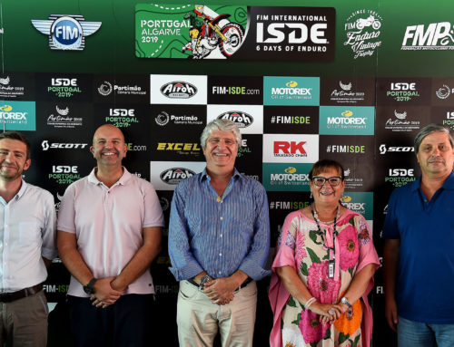 Portugal gets ready to host the 94th FIM ISDE