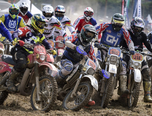 FIM Enduro Vintage Trophy adds new team award