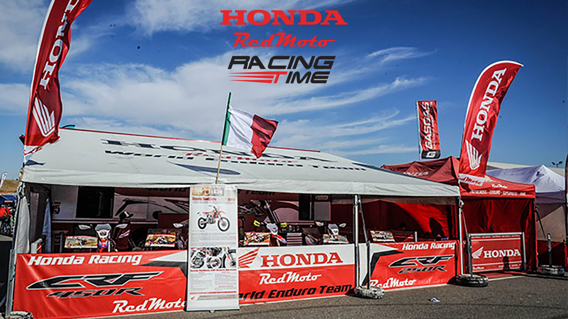 © Racing Time Honda RedMoto Team