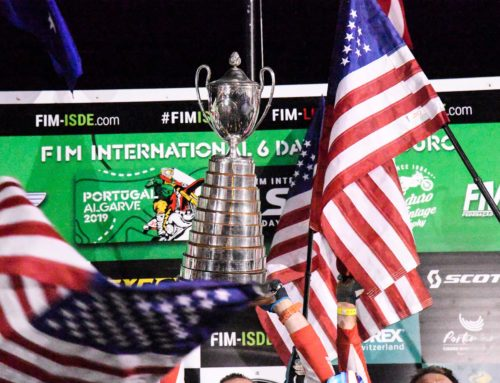 United States crowned FIM ISDE Champions