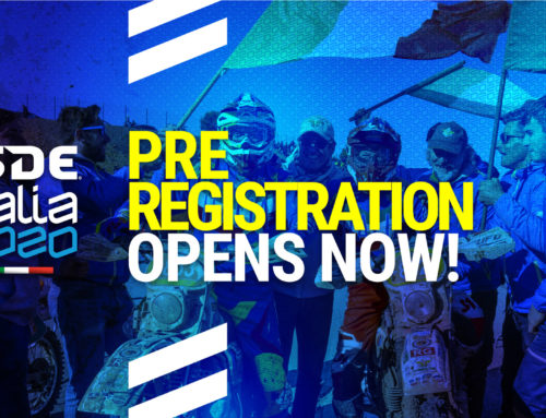Pre-registration opens now!
