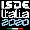 FIM ISDE 2020 Logo