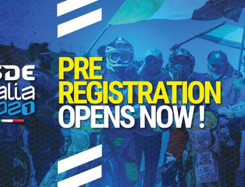 ISDE pre-registration is officially open!