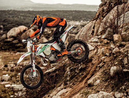 KTM releases new 2021 EXC SIX DAYS models