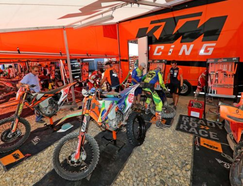 FIM thanks KTM, Husqvarna Motorcycles and WP for continued ISDE support