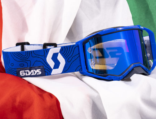 SCOTT 6 DAYS Italy Prospect Goggle: Available NOW!