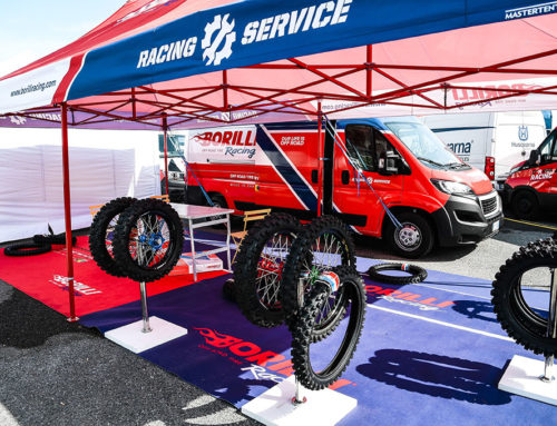 Off-Road tyre specialist Borillli Racing is official supplier of FIM ISDE 2021