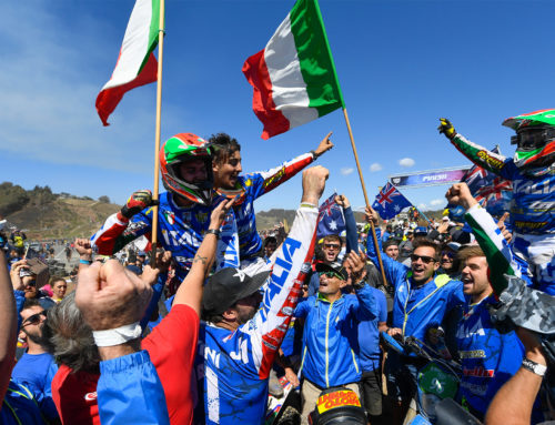 95th FIM ISDE: The Final Cross Test will now be in Cassano Spinola, and also on live TV