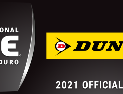 Dunlop announced as an official sponsor to FIM ISDE 2021
