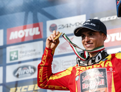 Italy delivers a special and memorable ISDE